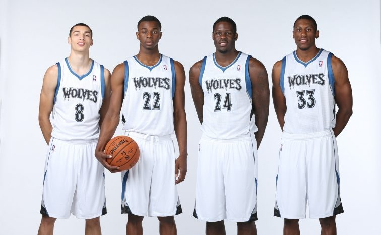 4b07b1692dd How Good Will Minnesota Timberwolves Be in 2014-2015 Season  – North ...