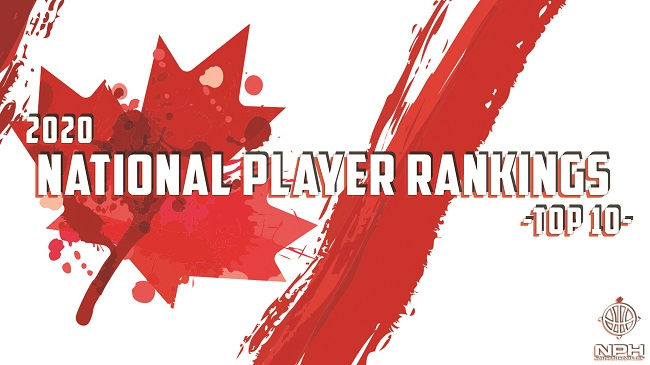 Top 10 – 2020 Canadian National Player Rankings – Addison Patterson