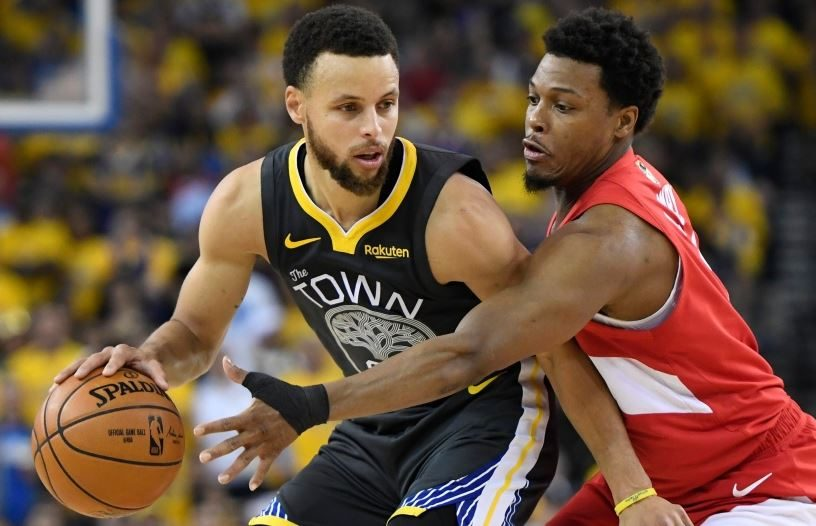 Raptors Finals Recap – The High 5 – Game 4 – TOR 105 @ GS 92